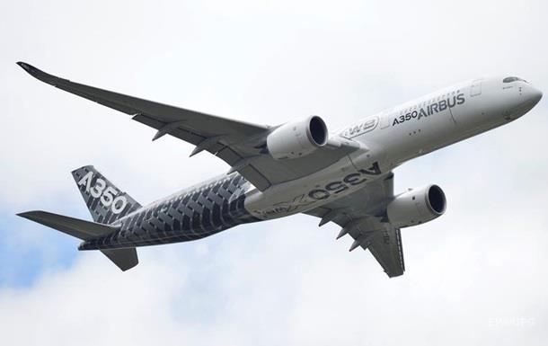 Airbus підписав контракт на 18 млрд доларів з Іраном
