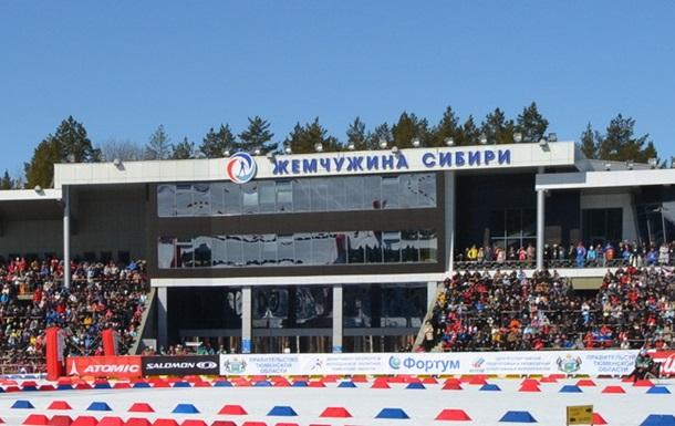 Росія відмовилася від проведення етапу Кубка Світу