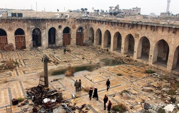 Сирія оголосила про повний контроль над Алеппо