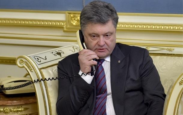Порошенко обговорив з прем єром Італії безвіз і Донбас