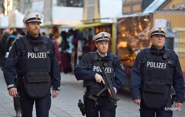 У Німеччині затримали двох підозрюваних у підготовці теракту