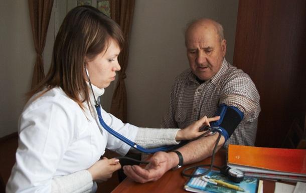 Українцям дали півроку на пошук сімейного лікаря