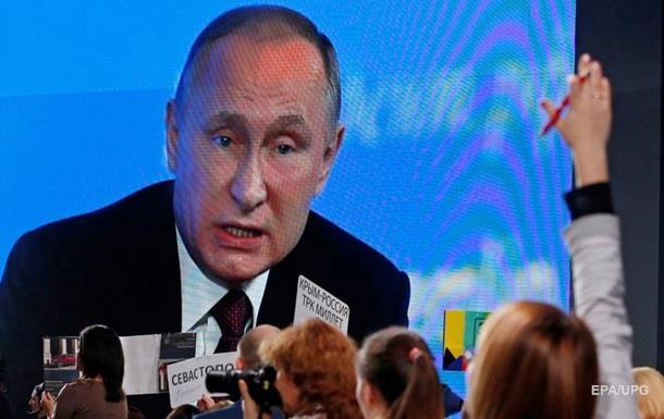 Путін підтвердив, що зарплата в Криму нижча за середню в Росії
