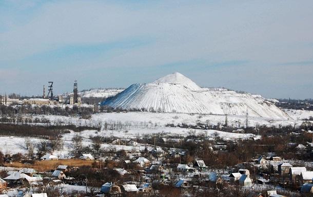 У ДНР кілька днів горить шахта