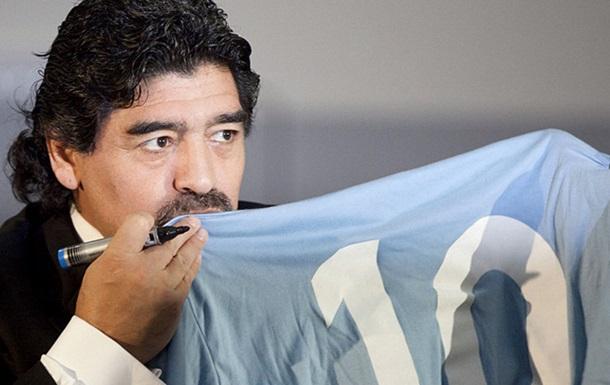 Марадона повернеться в Наполі - переговори йдуть