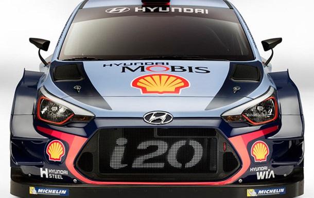 Топ-команди WRC показали нові круті тачки на 2017 рік