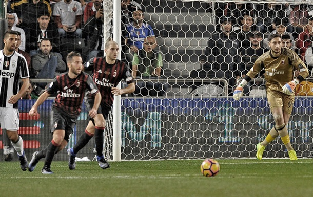 Мілан - володар Суперкубка Італії