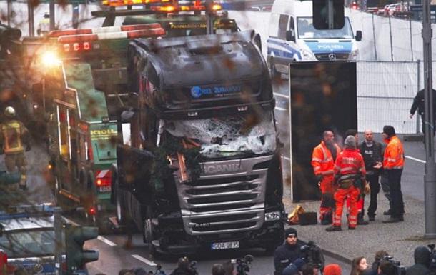 Теракт в Берлине: ФРГ выплатит семье украинца 10 тысяч