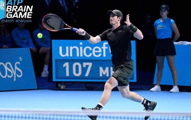 Найкращі удари року в ATP Турі