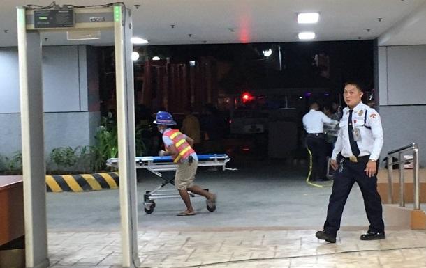 На Філіппінах підірвали гранату на різдвяному богослужінні
