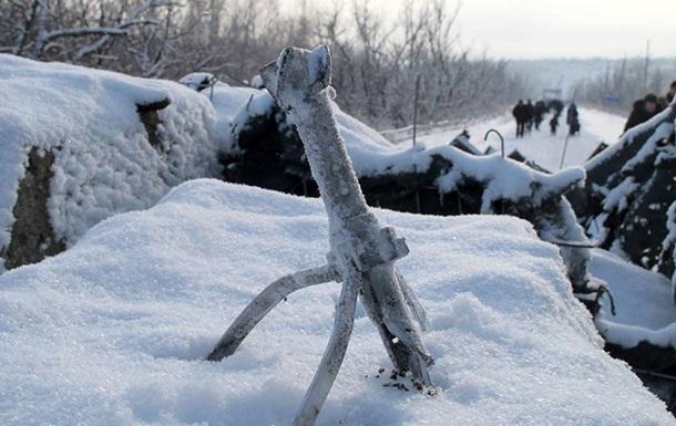 На Донбасі за добу ЗСУ обстріляли майже 40 разів