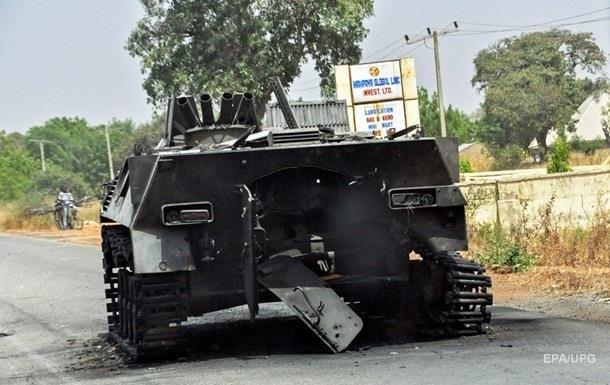 Війська Нігерії захопили ключовий табір Боко Харам
