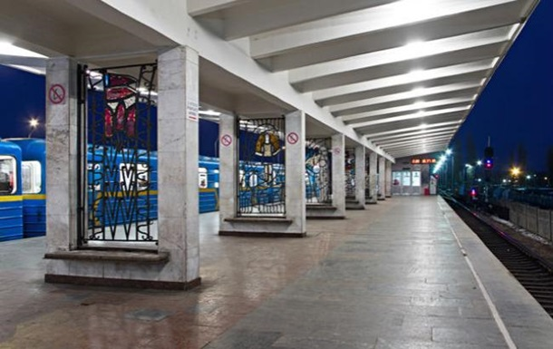 Движение метро в Киеве восстановлено