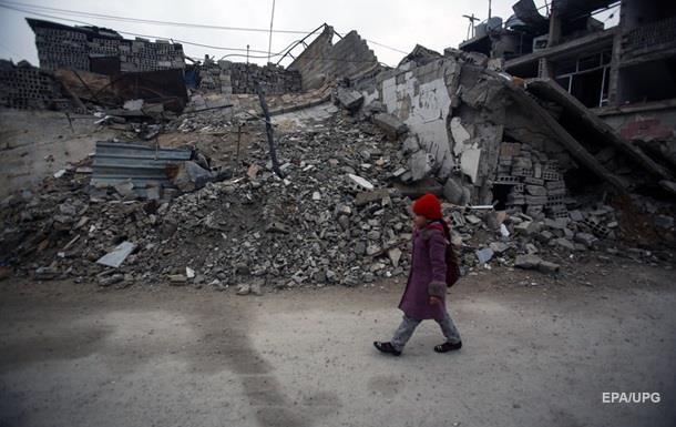 В Рождество обстреляли христианский район в Дамаске