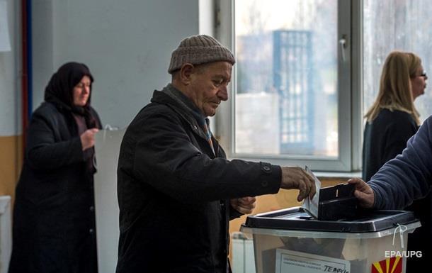 На виборах в Македонії перемогла правляча партія
