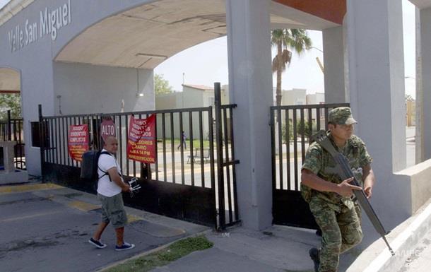 У Мексиці на Різдво обезголовили 13 людей