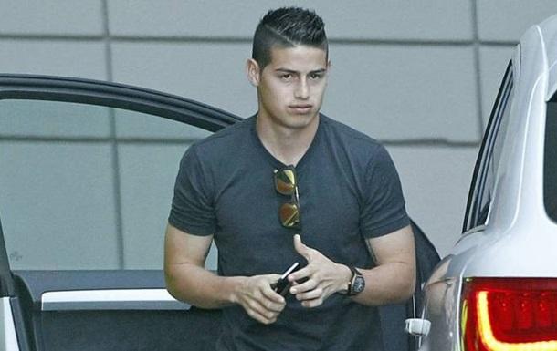 Родрігес не залишить Реал взимку