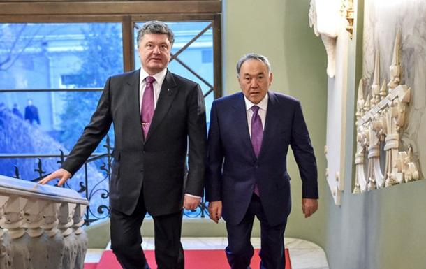 Переговори щодо Донбасу хочуть перенести до Казахстану