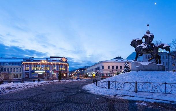 Центр Києва перекриють на новорічні свята