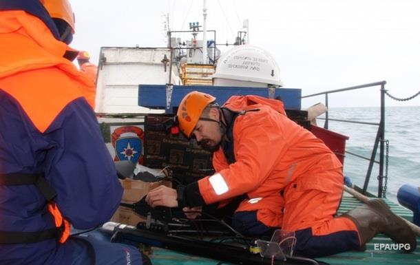 ЗМІ: На дні Чорного моря знайдено уламки Ту-154