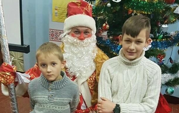 Максим Шкіль : «Добро, подароване взимку, сповнює казкою серця і дітей і дорослих»
