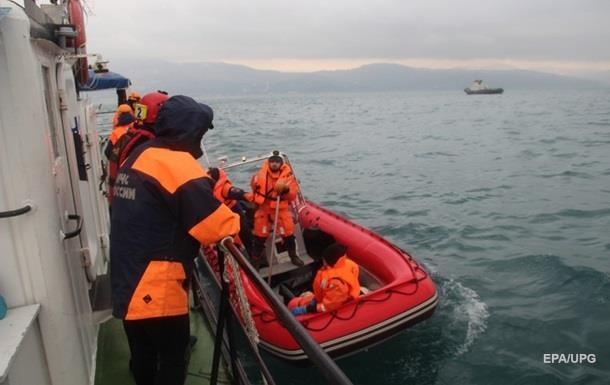 РФ заперечує рятувальні жилети на жертвах Ту-154