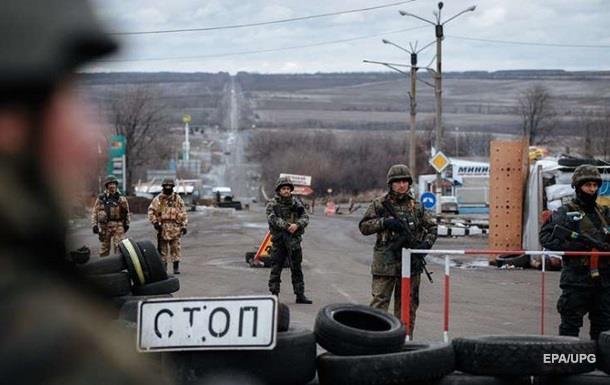 Киев выступил против новой блокады ЛДНР