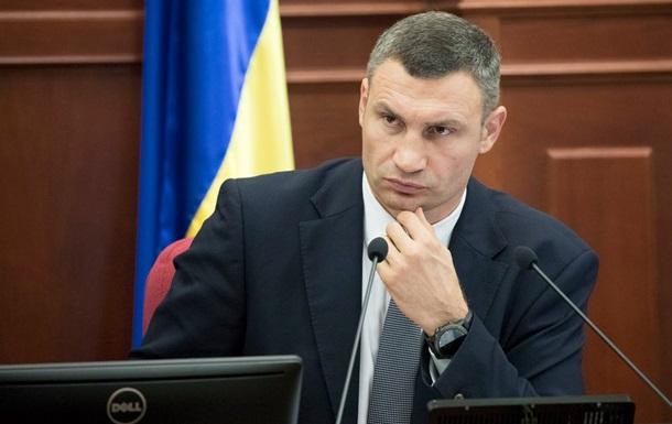 Боротьба з незаконними МАФами триває – Кличко