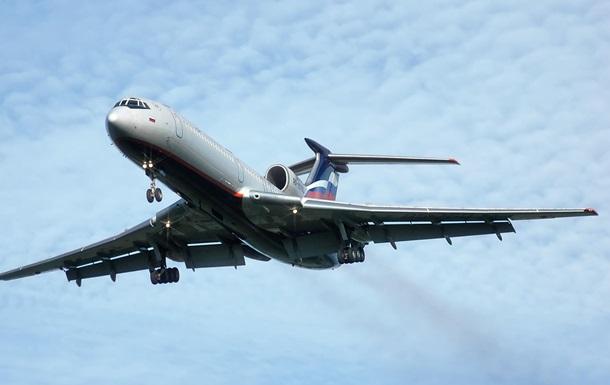 Ту-154: світ – сумує, Україна – радіє