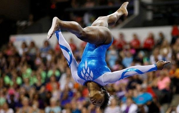 Симона Байлз - найкраща спортсменка року