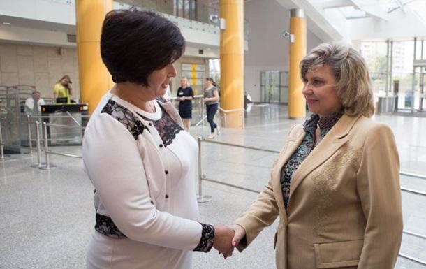 Омбудсмени РФ і України відвідали полонених