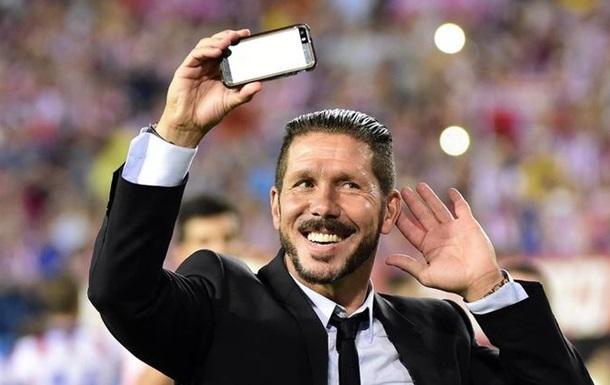 Дієго Симеоне - найкращий тренер 2016 року за версією IFFHS