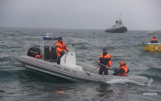 Причини катастрофи Ту-154 будуть відомі через два тижні - ЗМІ