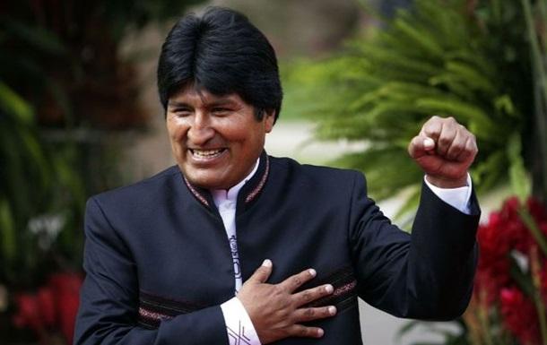 Президент Боливии смотрел порно в суде