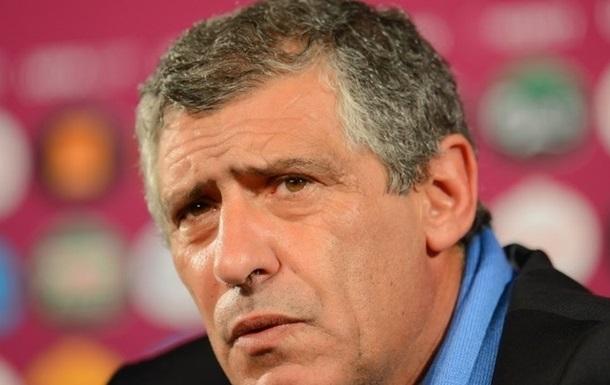 Сантуш - найкращий тренер національних збірних за версією IFFHS