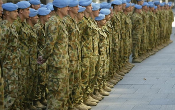 В Україні готуватимуть миротворців для Донбасу
