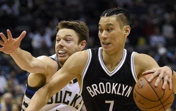НБА. Бруклін знову втрачає Ліна