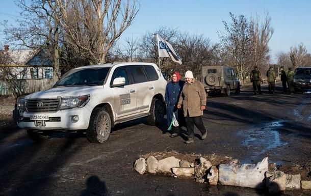 ОБСЄ заявила про бої за сіру зону на Донбасі