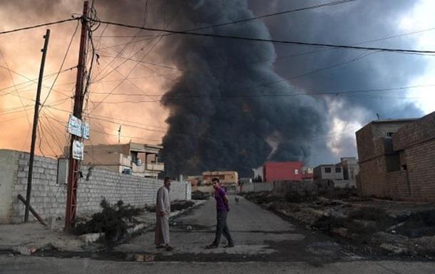 У Мосулі коаліція знищила останній міст