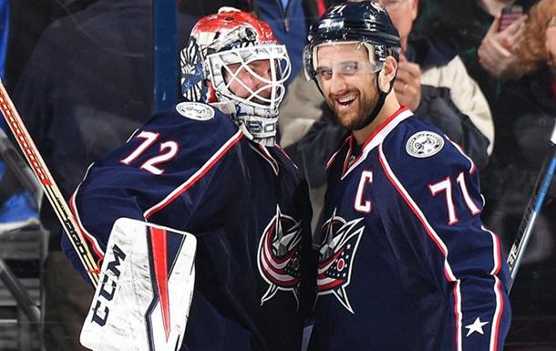 НХЛ. Коламбус і Міннесота продовжують неймовірні переможні серії