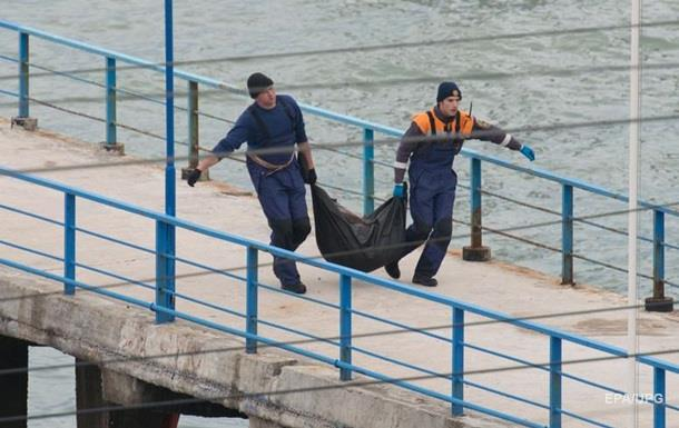 Рятувальники знайшли 15 тіл на місці катастрофи Ту-154