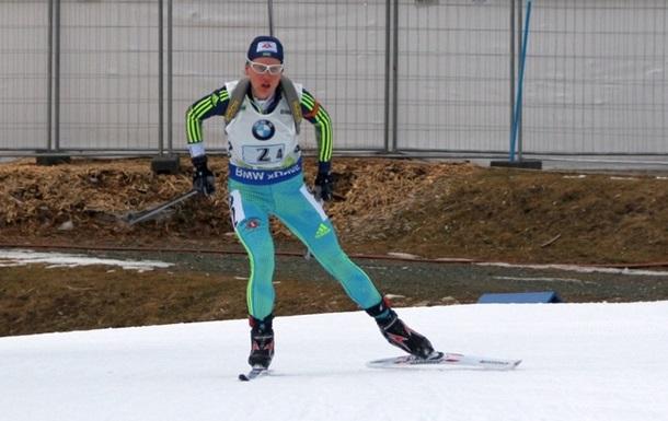 Біатлон. Меркушина - найкраща спортсменка України в грудні