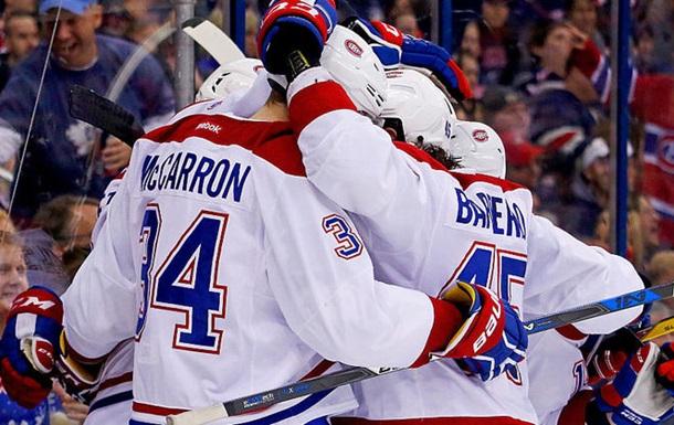 НХЛ. Коламбус і Міннесота - перші зірки дня