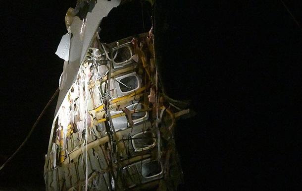 Ту-154: фото уламків і тіл з явилися в мережі. 18+