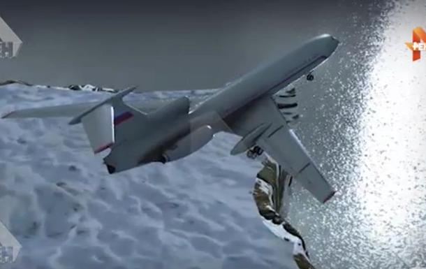 Ту-154 расшифровка