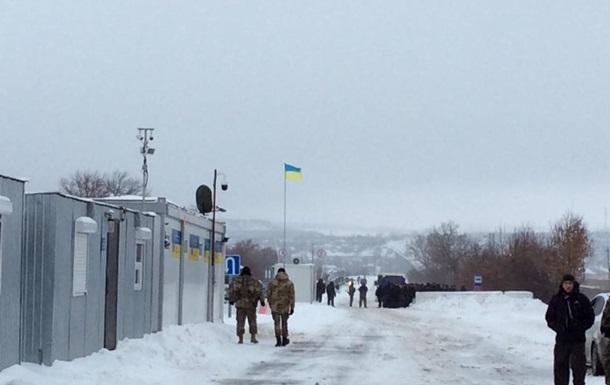 Під Новий рік КПП на Донбасі працюватимуть в посиленому режимі