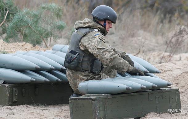 Доба в АТО: втрат серед військових немає