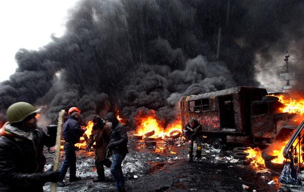 Действующему полицейскому предъявили подозрение за разгон Майдана