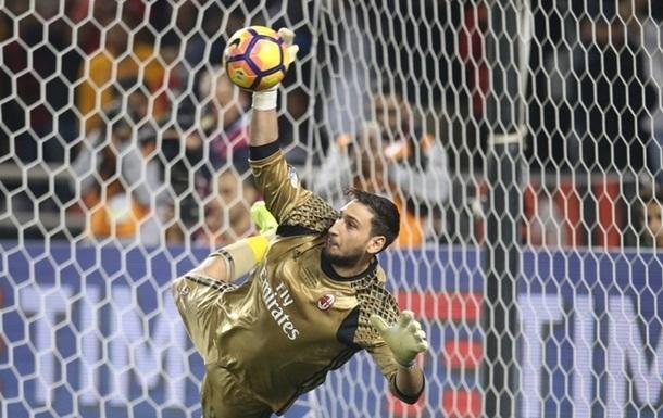 Милан предложит Доннарумме 5 млн евро в год