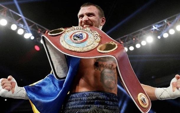 Fight News: Ломаченко – найкращий боксер року